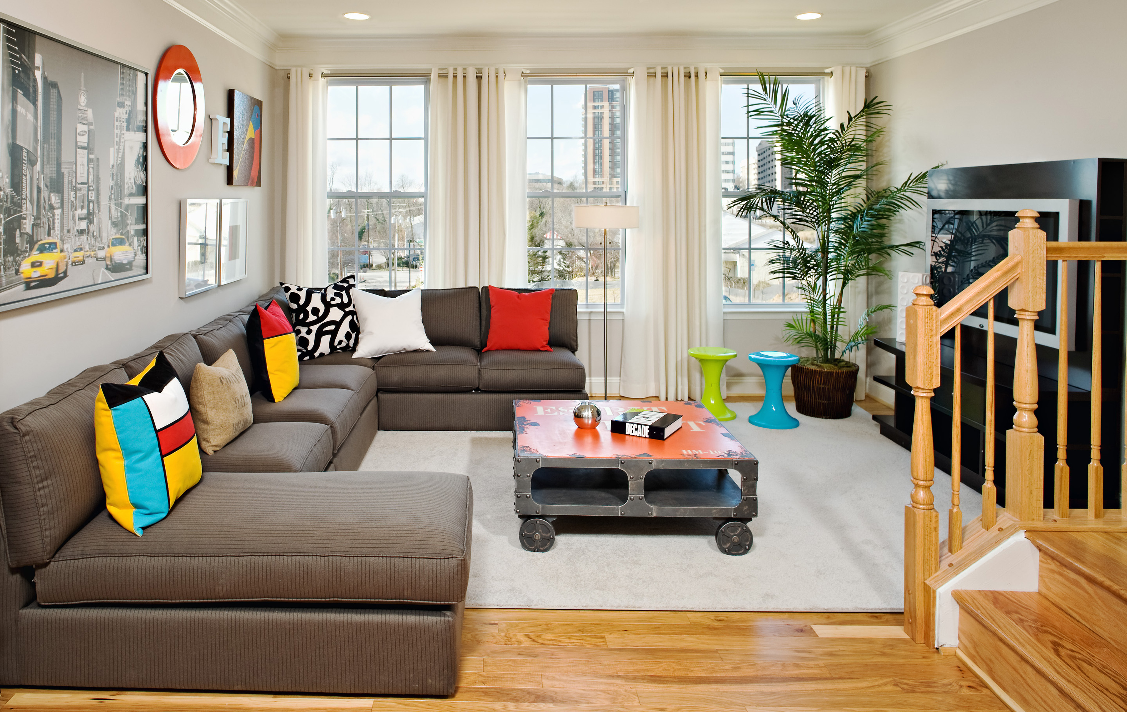 American style living room - Picture Of American Style Living Room
