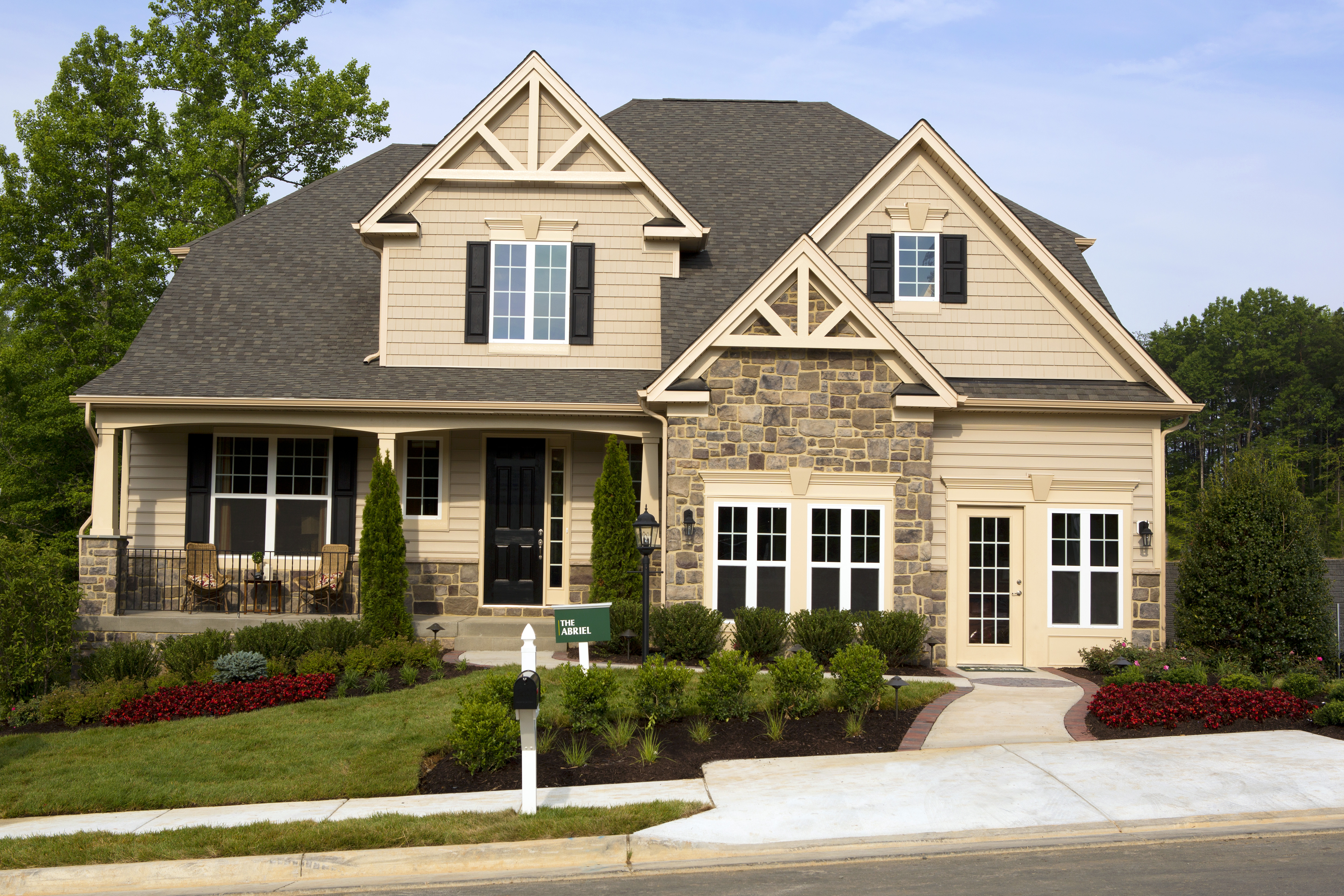 Under 450 000 Abriel At Colonial Forge Drees Homes